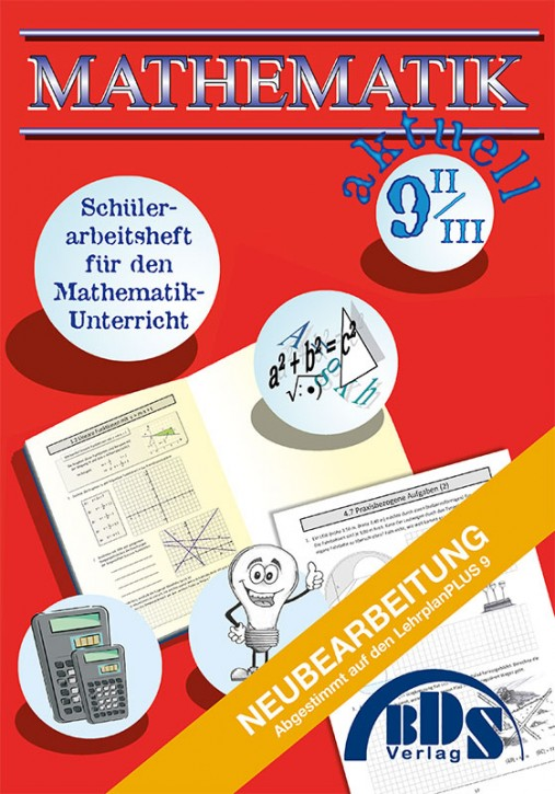 Mathematik aktuell 9 II/III