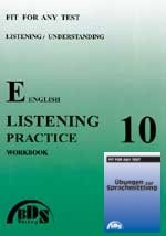 LISTENING PRACTICE 10 Workbook mit Sprachmittlung
