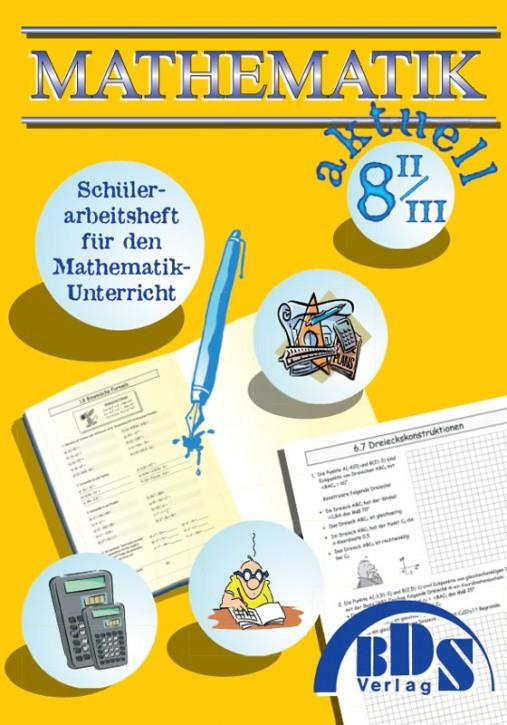 Mathematik aktuell 8 (wirtschaftlicher Zweig)