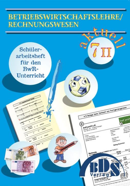 BwR aktuell 7/II (wirtschaftlicher Zweig)