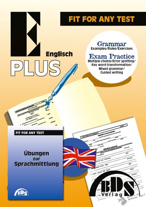 Englisch PLUS (10. Klasse)  + Sammlungen der AP-Aufgaben der letzten 3 Jahre mit Sprachmittlung