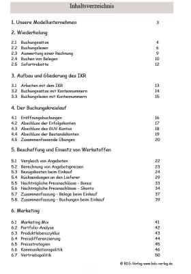 BwR aktuell 8/II (wirtschaftlicher Zweig) - NEUBEARBEITUNG