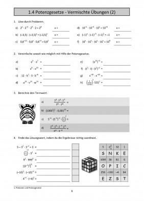 Mathematik aktuell 7/I (technischer Zweig)