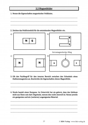 Physik aktuell 7 - Vorbereitungsheft