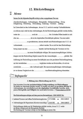 """BWR/Rechnungswesen aktuell  9./10. Klasse  mit Beiheft """"Abschlußprüfungen der letzten 3 Jahre"""" + Kontenplan"""